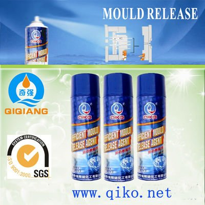 silicone mold release spray for plastic injection machine