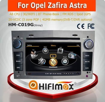 hifimax autoradio gps navi for opel astra h gps dvd player. Black Bedroom Furniture Sets. Home Design Ideas