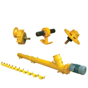 screw conveyor spare parts and screw conveyor for sale