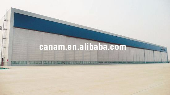 Automatic Hangar Door for Steel Structure Hangar/Aircraft