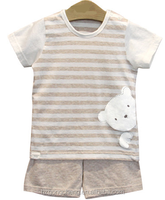 100% organic cotton baby clothes brands baby shirt and baby shorts,100 cotton t shirt