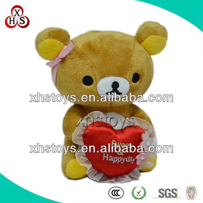 Be Famous Stuffed Plush Toy Cartoon Teddy Bears - Buy Cartoon ...