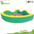 EU standard soft play ball pool kid game for kindergarten,indoor sponge toy Children soft play equipment