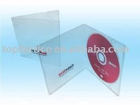 8.5GB 8X DL DVD with clear plastic case