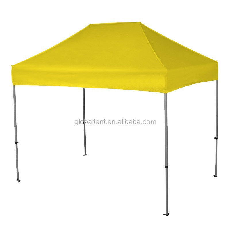 Foldable Tent With Aluminum Structure