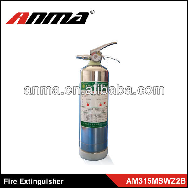 Fire extinguisher fire extinguishing aerosol generators