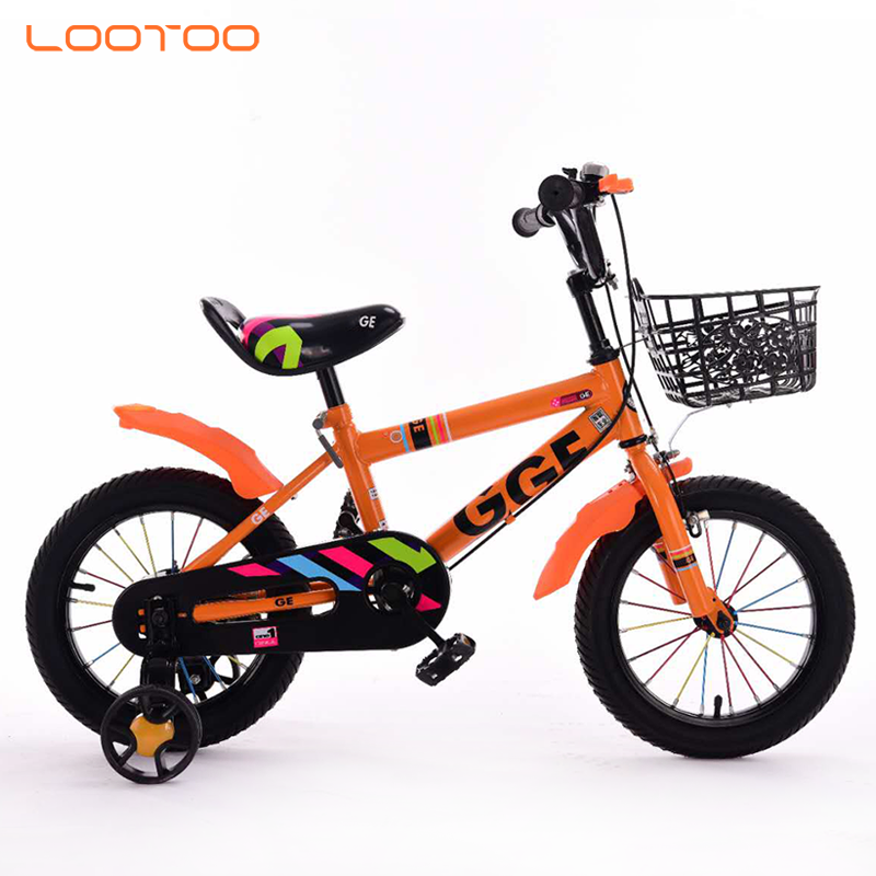 China factory wholesale aluminium 12 inch children bicycle kids bike for one year age 3 1 2 5 6 year old