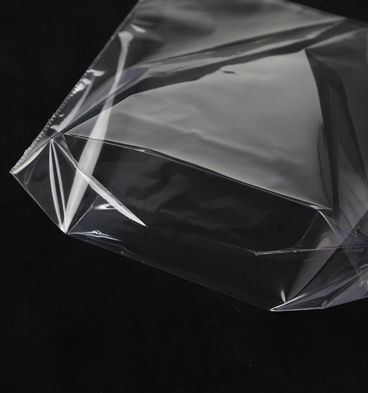 अनुकूलित स्पष्ट प्लास्टिक थोक सिलोफ़न Bopp स्वयं चिपकने वाला बैग