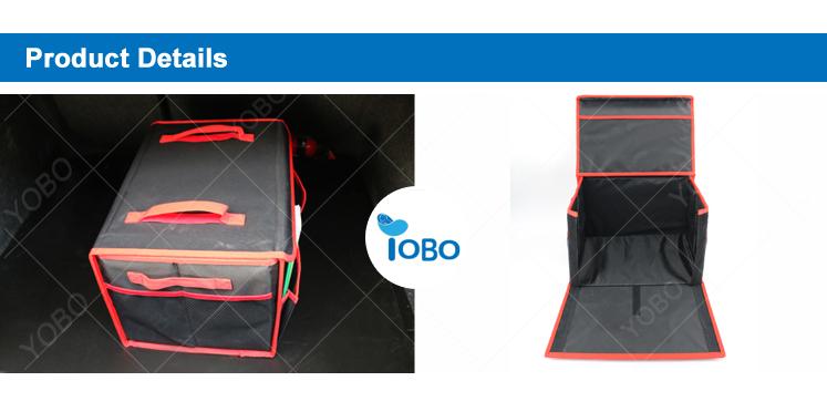 Premium Quality Cargo car organizer Auto car Organizer Collapsible Cargo Storage