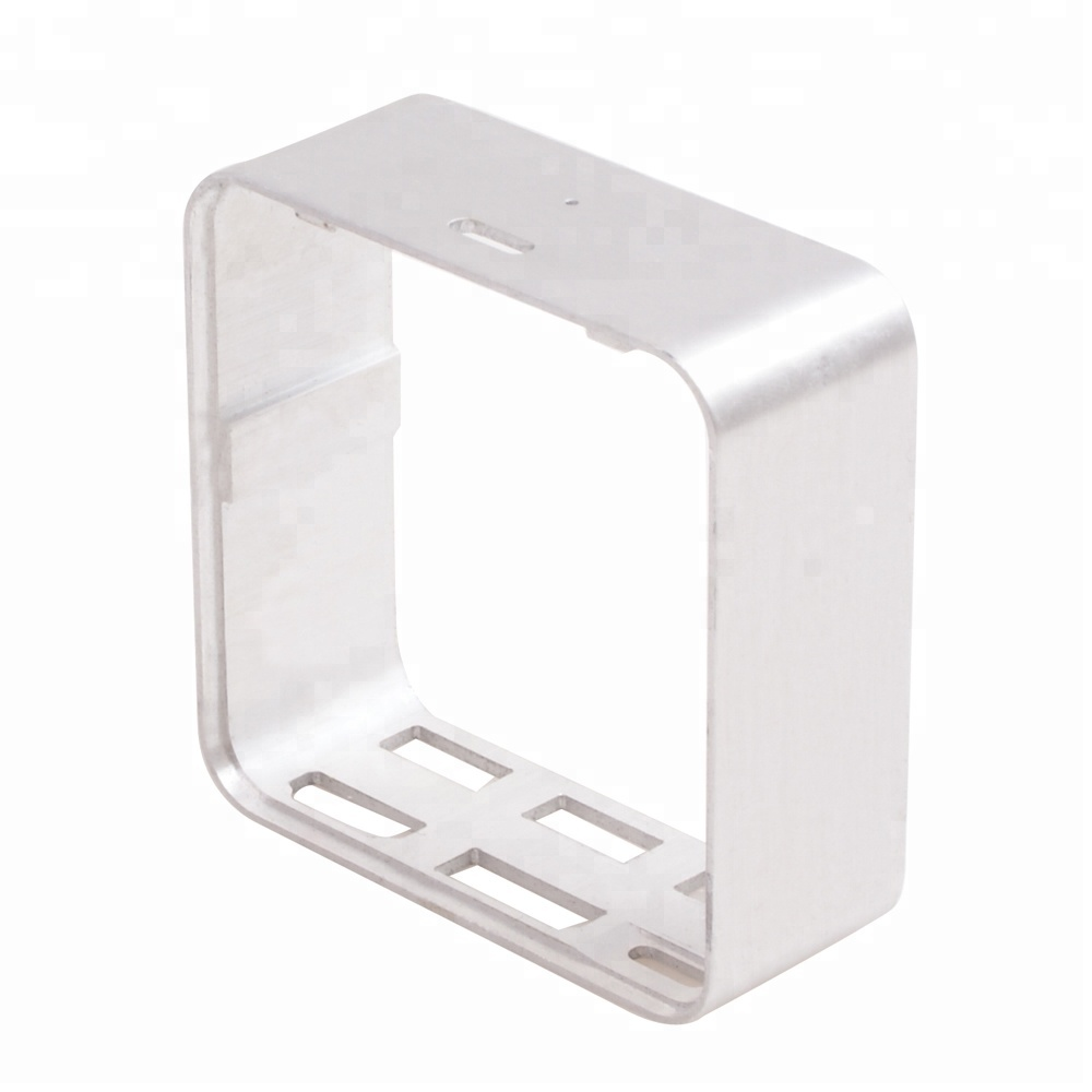 صنع حسب الطلب ألومنيوم عالي الدقة الصفائح المعدنية الحرفية الصلب الانحناء السحب العميق للمعادن الأجهزة ختم