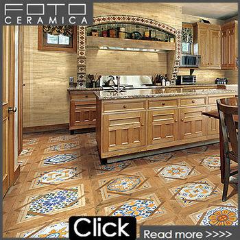 Foto Porcelain Spain Sylt Kitchen Floor Tile Patterns Made In China