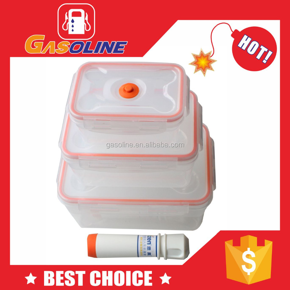 Best selling high quality plastic micro wave food container