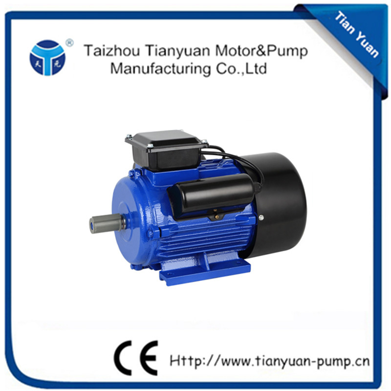 YL90L-4 single phase 2hp electric motor