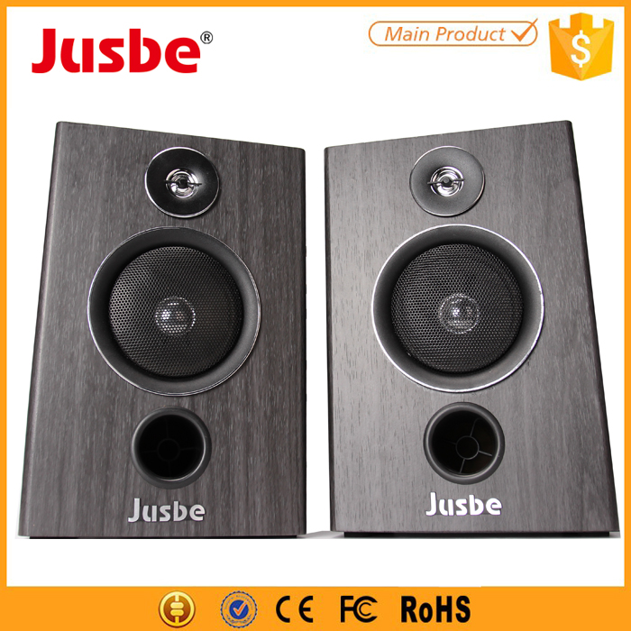 XL-300 2.0 35W jusbe cheap mounted multimedia active dj speakers