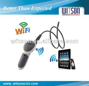WIFI Pipe Inspection Camera android mobile internet borescope usb endoscope