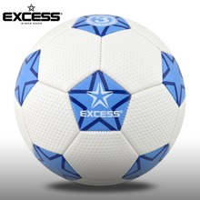 Machine Stitched custom logo factory make soccer ball
