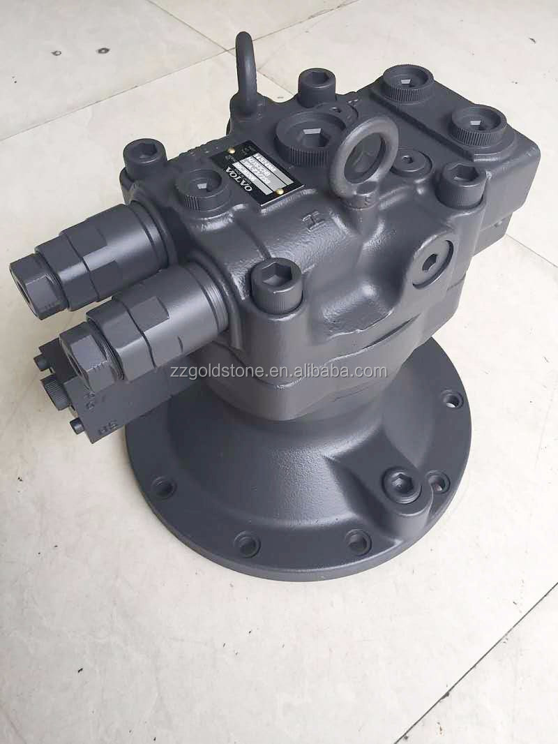 Volvo Excavator EC135B EC140B Swing motor with mounting parts 14524188