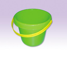 Mini cheap plastic beach sand bucket for promotional