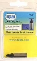 DU-BRO Fishing E/Z Twist #1 Haywire Leader, 3-8 Gauge by DU-BRO Fishing