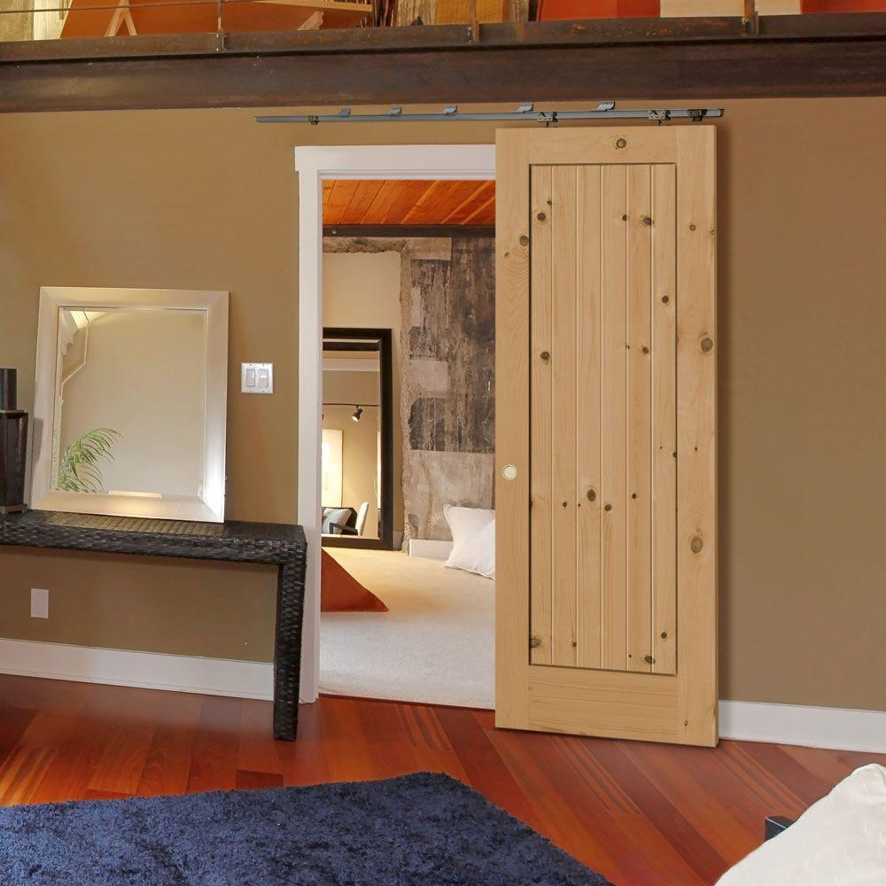 knotty beauty knottyalder doors double blog interior view portfolio alder