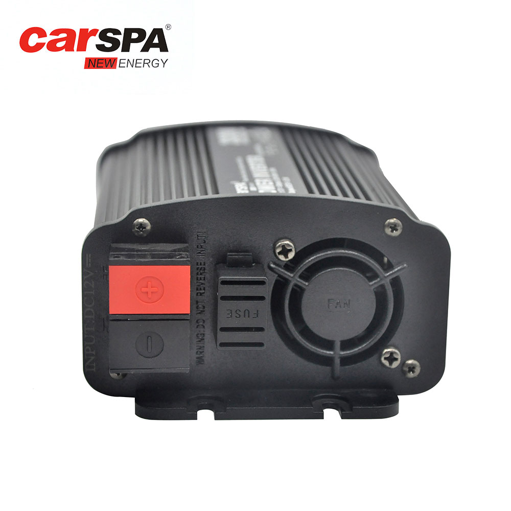 600w car power inverter dc to ac modified sine wave CARSPA or OEM- CAR600