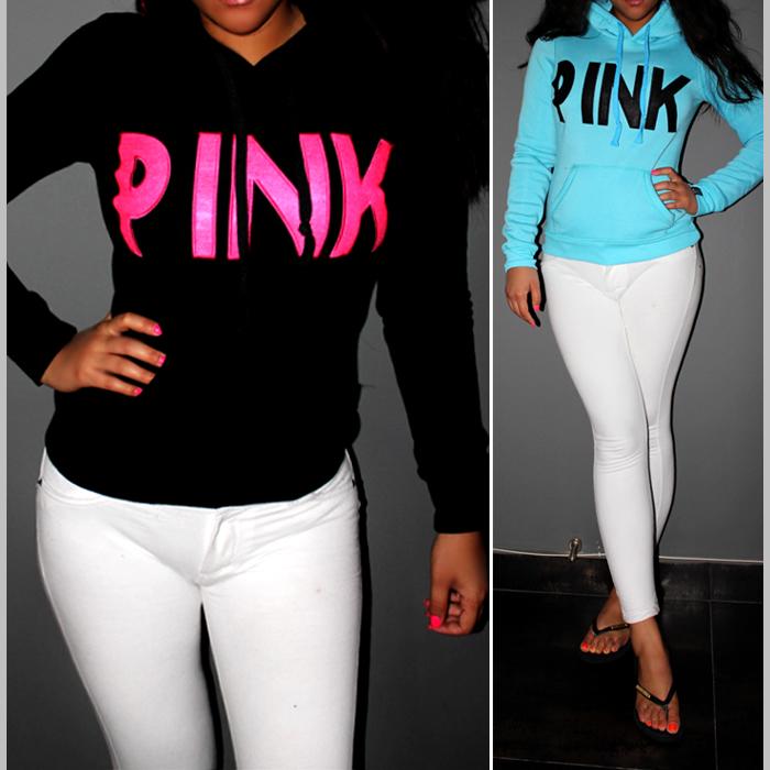 Cheap pink hoodies