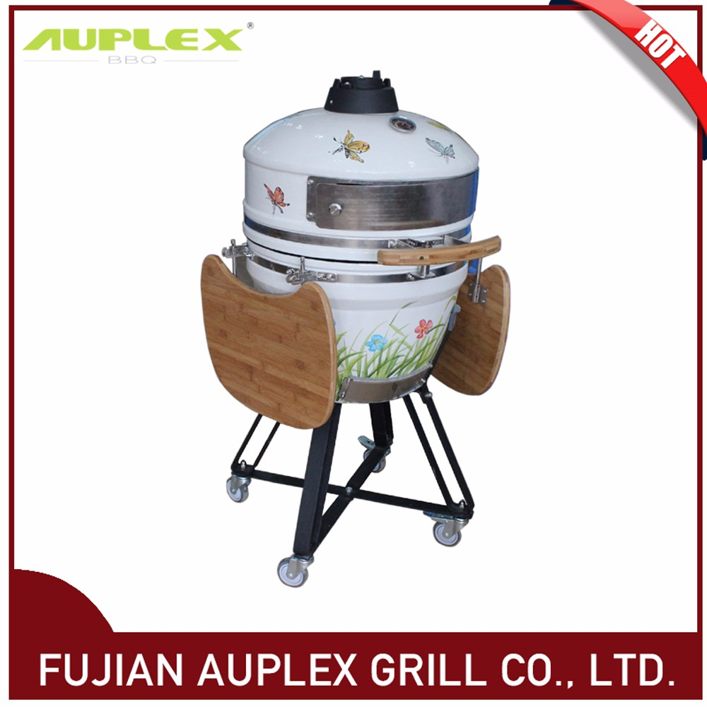 Wood Fired Pizza Oven Camping Grill Wood Burning Stove