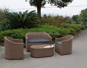 Galvanized Patio Furniture.4pcs Zinc Galvanized Steel Rattan Sofa Set 2016 New Design Outdoor Patio Furniture Buy Rattan Sofa Set Outdoor Patio Furniture Zinc Galvanized