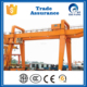 2016 Double Girder Gantry Crane for Workstation Use