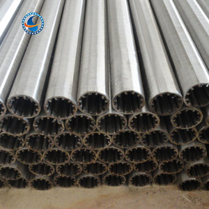 alibaba china supplier Wedge Wire Water Well Screen /johnson filter pipe/SS Wedge Wire Screen