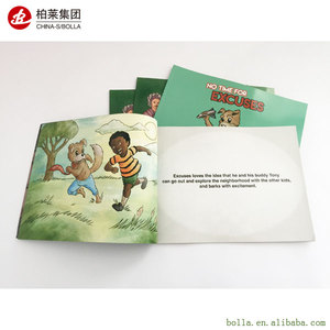 Good Price Printing Children Paperback Story Book, Hot Sale Custom Full Color Books for Kids