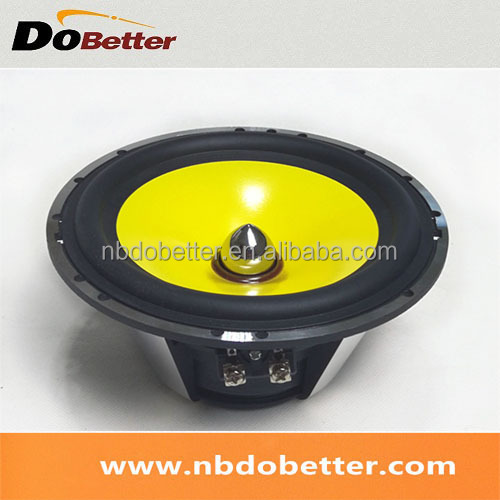 6 - 6.5 inch midrange speaker car audio