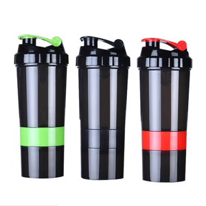 Quality Guaranteed factory supply Bpa Free Plastic Blank shaker bottle Gym shake Cup ,Wholesale Protein Shaker