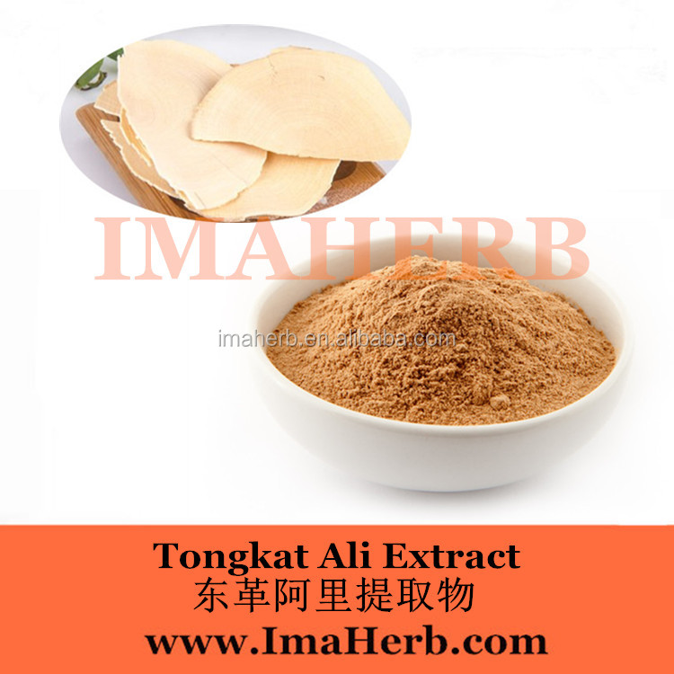 100% Natural High Quality Tongkat Ali Extract 200:1