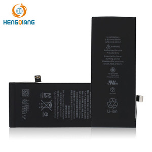 Factory price shenzhen Battery for iPhone 8 with 0 cycle high capacity polymer battery replacement mobile phone battery 1821mah