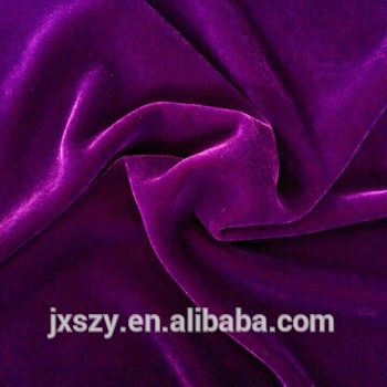 100% silk velvet fabric silk velvet fabric suppliers