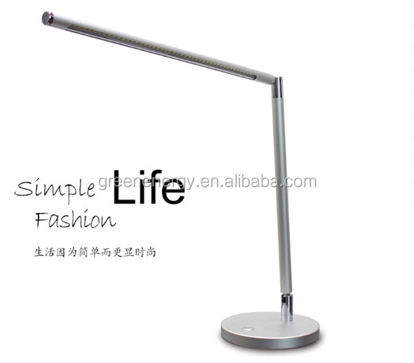 Dimmable folding modern study table lamp 7w high power touch dimmable folding modern study table lamp 7w high power touch switch led table lamp mozeypictures Gallery