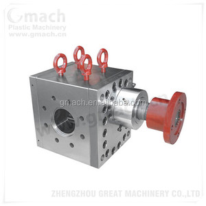 High Precision Gear Metering Pumps for Single Screw Extruder