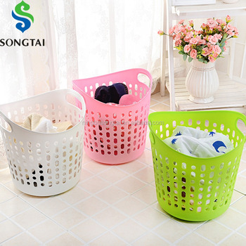 Pretty Laundry Baskets Impressive Plastic Hot Sales Neat And Beautiful Durable Laundry Basket Buy