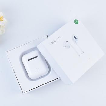 Ecouteurs sans fil Bluetooth HIFI Bass Casque pour iPhone