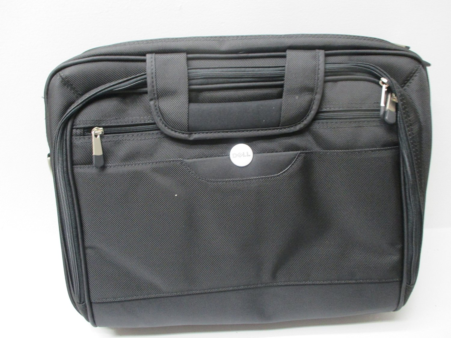 "New Dell UG116 Black 15"" Nylon Notebook Carrying Case with Shoulder Strap"