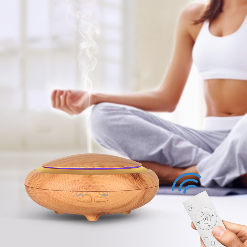 Best selling sci-fi UFO modeling aromatherapy essential oil diffuser