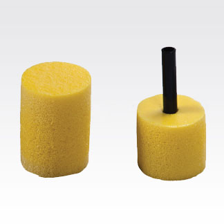 RLN6242Acoustic Tube Replacement and 5080384F72 Replacement Foam Plugs for XPR 3000 XPR 6000 XPR 7000 SL SERIES
