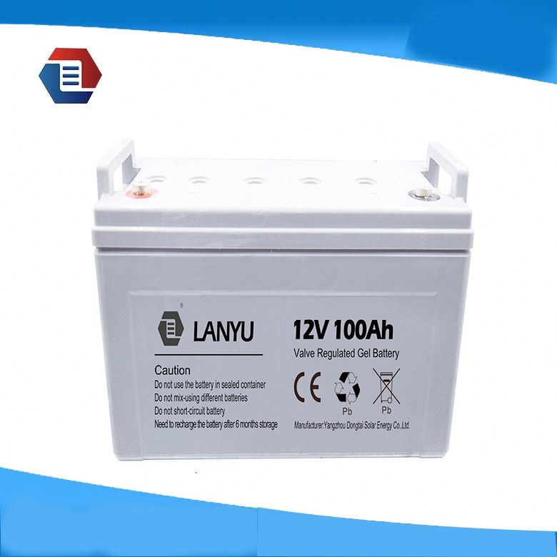 TOYO battery 12V 100ah gel battery 100amp deep cycle battery with high quality long life