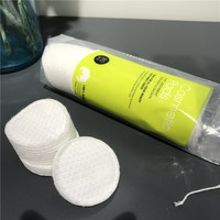 2019 New Release Face Massage Round Pure Cotton Wool Pads Lint Free Cotton Pads