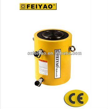 safety valve double ended hydraulic cylinder