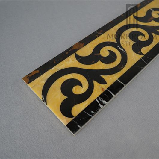 Marble Borderflooring Border Designsmarble Flooring Designs