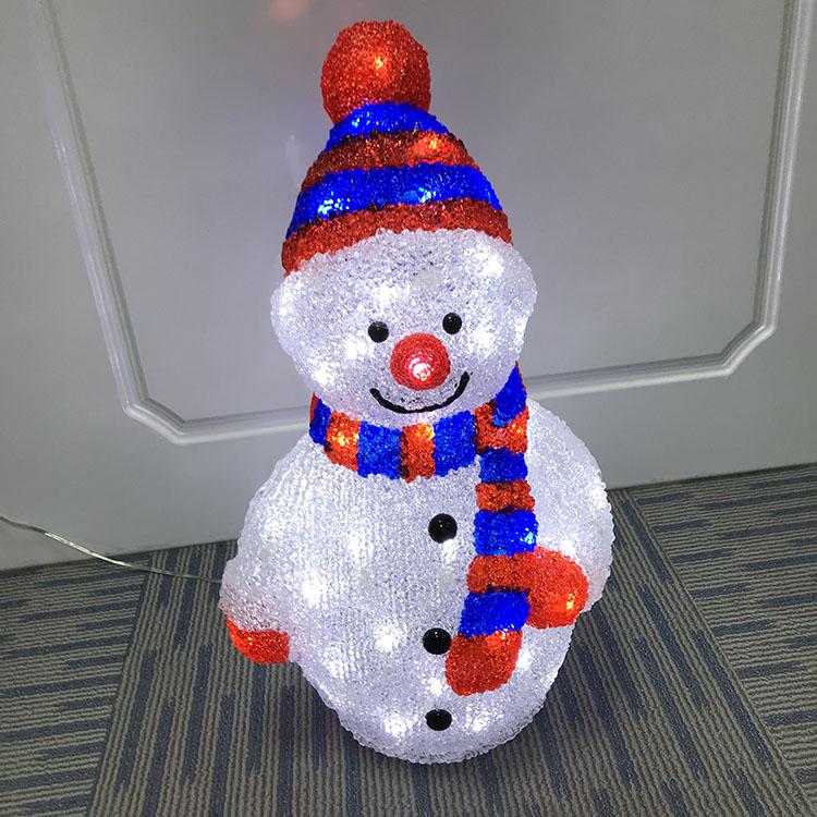 christmas snowman decorations