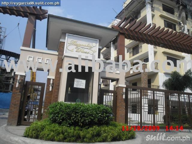 Magnolia Place - Tropical Residential Resort! mid-rise condominiums in Quezon City - near Trinoma and SM EDSA! (new)