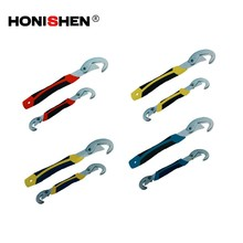 High Quality Universal Wrench Adjustable spanner wrenches with several colors